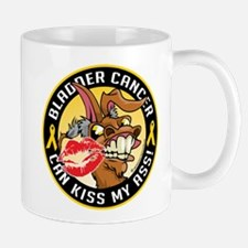 Bladder Cancer Can Kiss My As Mug