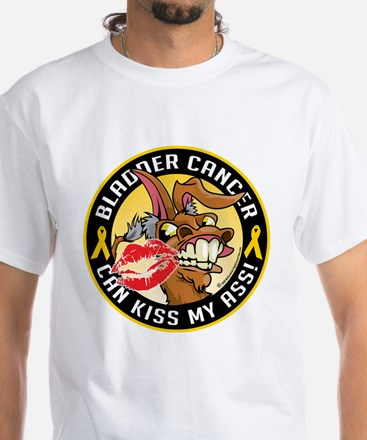 Bladder Cancer Can Kiss My As Shirt