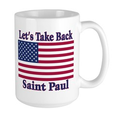 Take Back St. Paul Mug