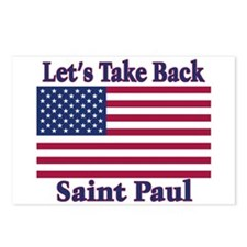 Take Back St. Paul Postcards (Package of 8)