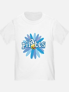 Pilates Flower by Svelte.biz T