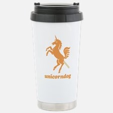 Unicorndog Stainless Steel Travel Mug