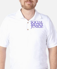 Social Media Junkie T-Shirt