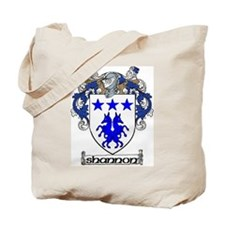 Shannon Coat of Arms Tote Bag