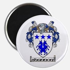"""Shannon Coat of Arms 2.25"""" Magnet (10 pack)"""