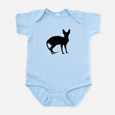 Sphinx cat Infant Bodysuit
