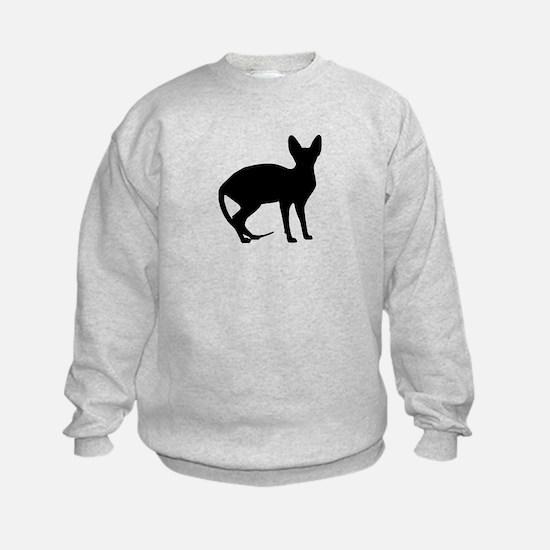 Sphinx cat Sweatshirt