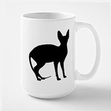 Sphinx cat Mug