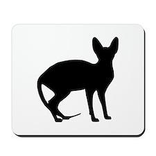 Sphinx cat Mousepad