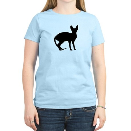 Sphinx cat Women's Light T-Shirt