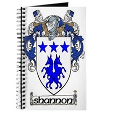 Shannon Coat of Arms Journal