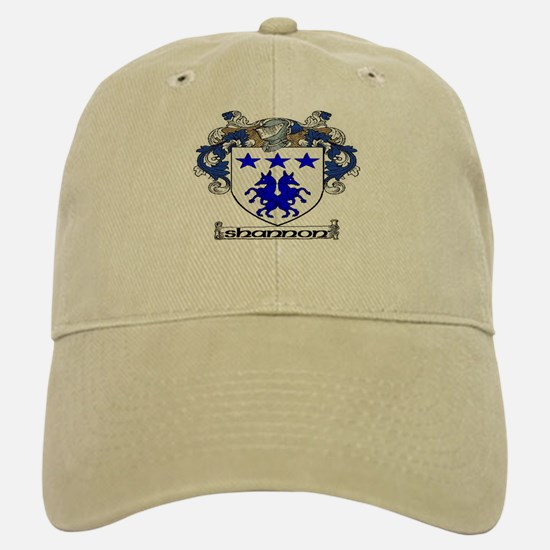 Shannon Coat of Arms Baseball Hat