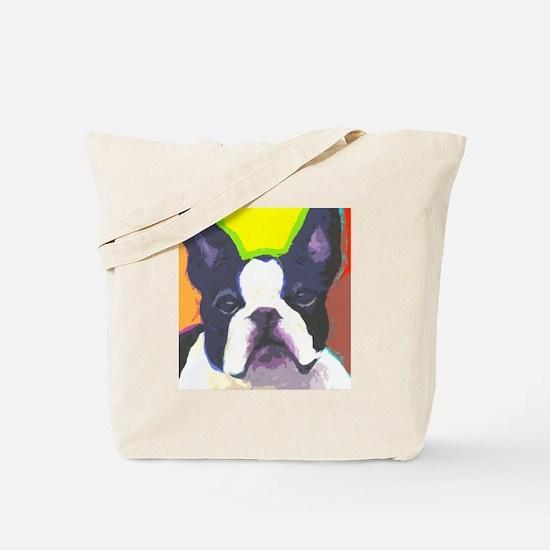 Frenchie Fun Tote Bag