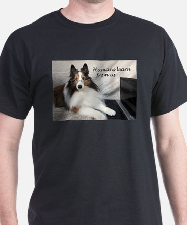 Humans Learn from u T-Shirt