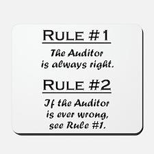 Auditor Mousepad