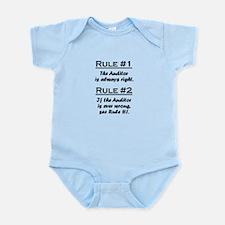 Auditor Infant Bodysuit