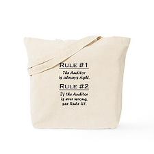 Auditor Tote Bag