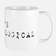 It's Anthropological Mug