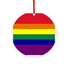 Pride Ornament (Round)
