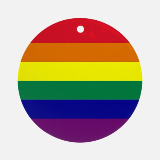Pride Ornament (Round)