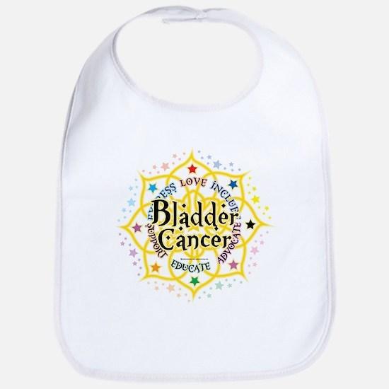 Bladder Cancer Lotus Bib