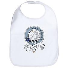 Ramsay Clan Badge Bib