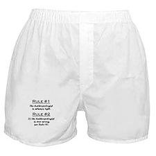 Anthropologist Boxer Shorts