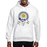 Purves Clan Badge Hooded Sweatshirt