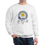 Purves Clan Badge Sweatshirt