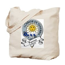 Purves Clan Badge Tote Bag