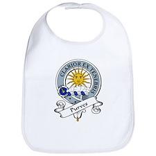 Purves Clan Badge Bib