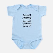 Animator Infant Bodysuit