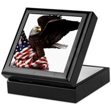 Eagle's America Keepsake Box