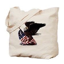 Eagle's America Tote Bag