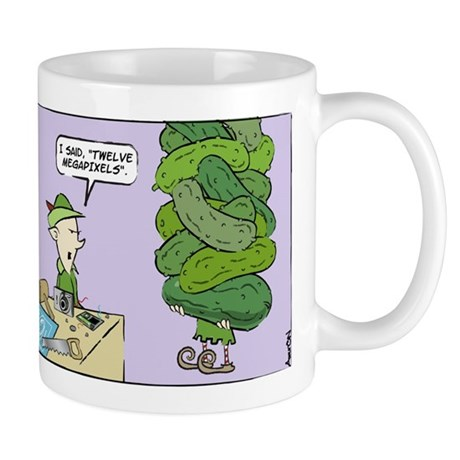 WTD Holiday - Megapickles Mug