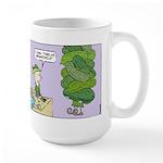 WTD Holiday - Megapickles Large Mug