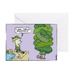 WTD Holiday - Megapickles Greeting Cards (Pk of 10
