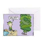 WTD Holiday - Megapickles Greeting Card