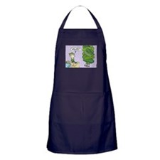 WTD Holiday - Megapickles Apron (dark)