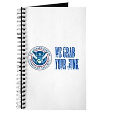 We Grab Your Junk TSA Journal