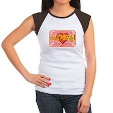 RaceWife Pride! Women's Cap Sleeve T-Shirt