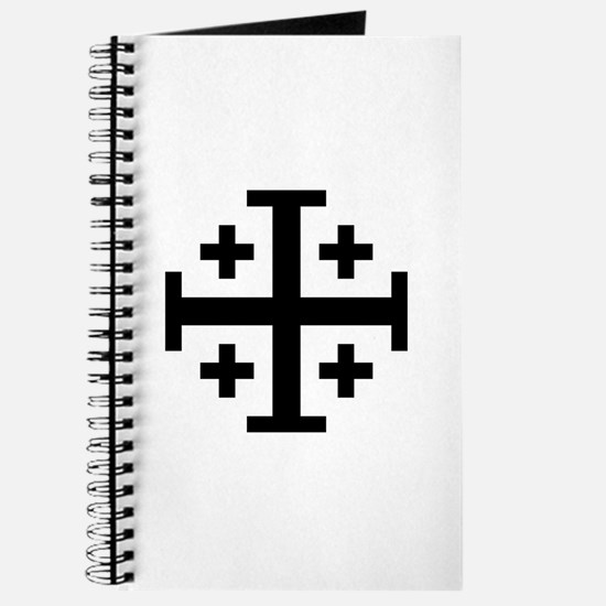 Jerusalem cross Journal