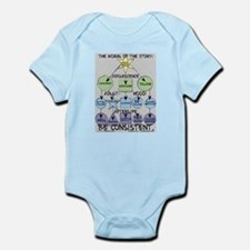 Life (and Afterlife) Infant Bodysuit