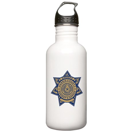 Harris County Sheriff Stainless Water Bottle 1.0L
