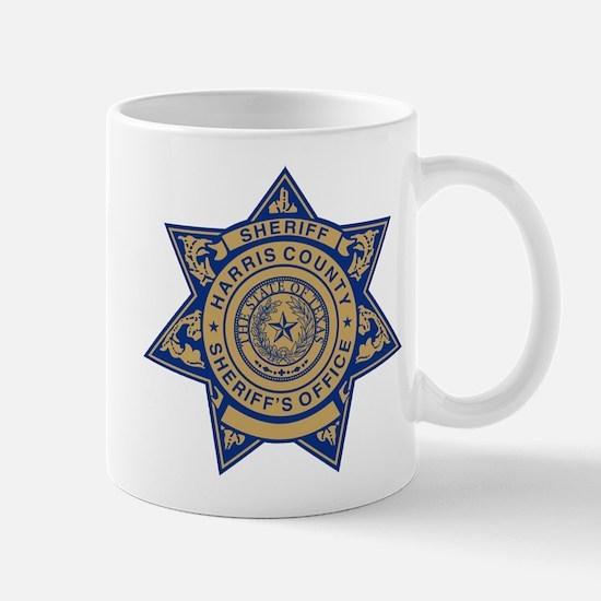 Harris County Sheriff Mug