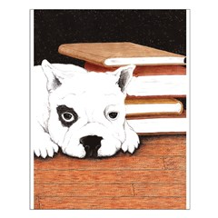 Best Friend and Books Poster