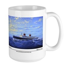 "New! ""SS United States"" by Ja Mug"