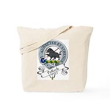 Pollock Clan Badge Tote Bag
