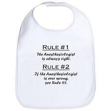 Anesthisiologist Bib