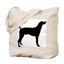Plott Hound Tote Bag